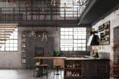 Кухня «Лофт» - изображение 3